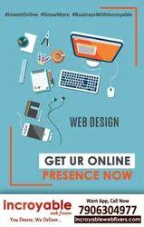 HTML5/CSS Responsive Website Designing Service