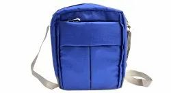 Shoulder Bag Blue Sling Bags, For College