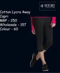 COTTON LYCRA 4 WAY CAPRY, 180