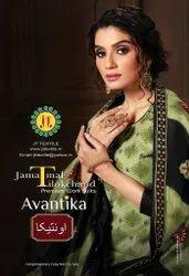 JT Avantika Vol 9 Series 9001-9015 Printed Pure Cotton Suit