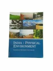 English India Physical Environment Book, Textbook for class 11th