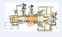 Steam Turbine Digital Mapping Service