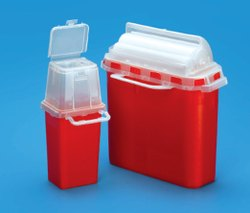 Sharp Collectors Sharp Containers