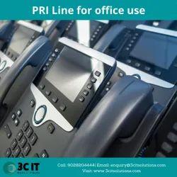 2Mbps PRI Line, Wireline