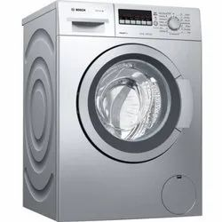 Front Loading Bosch WAK2426SIN 7.0Kg Fully Automatic Washing Machine (Silver)