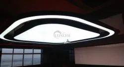 Indoor Stadium Stretch Ceiling