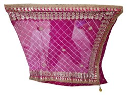 Chiffon Gota Patti Ladies Designer Dupatta