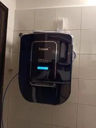 Platino Copper Black Livpure RO Water Purifier, For Home