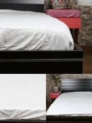 Cotton Fitted Bed Sheet 78x78