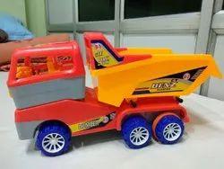 Plastic B3 GTX Heavy Duty Benz Dumper Toy Truck