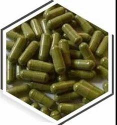 Moringa Leaves Powder Capsules