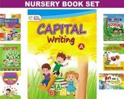 3-5 Nursery Book, English