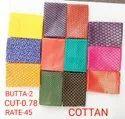 Ladies Cotton Blouse Fabric