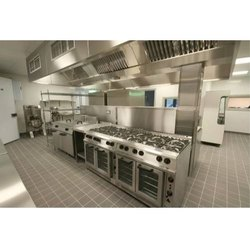 Restaurant Kitchen Setup Service