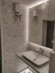 White Cement Bathroom Wall Tile, Size: 200 * 60 Mm, Thickness: 10 Mm