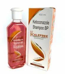 Ketoconazole Shampoo (SCALEFREE)