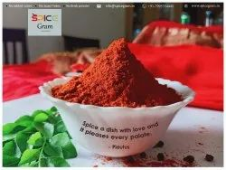 Red Chilli Powder, 500 g, Packets