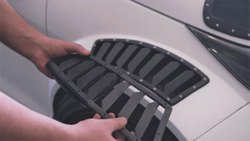 Automotive Plastic Parts 3D Printing Service