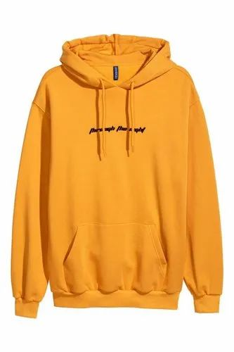 100% Fleece Hoodies SweatShirt