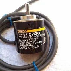 E6B2-CWZ6C-OMRON Rotary Encoders  600 PPR