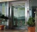 Automatic Glass Door Elevators