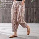 Abw Digital Printed Ladies Cotton Pant