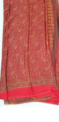 44 inch Paisley Print Kasturi Silk Fabric