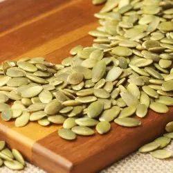 Dried Green Pumpkin Seeds, Packaging Type: Pet Bottle, Packaging Size: 1Kg