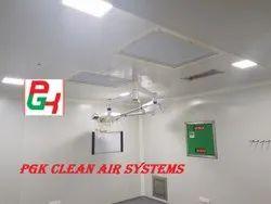 Hospital Operation Theater Laminar Air Flow