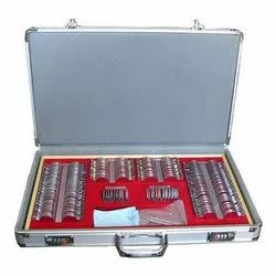 ASF Ophthalmic Imported Trial Lens Set 266 Lens