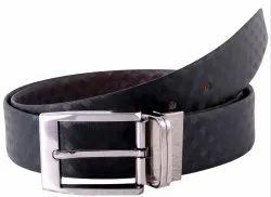 Formal Wear Mens Reversible Leather Belt