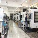 CNC Industrial Job Work