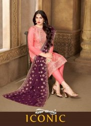 Your Choice Iconic Straight Pattern Designer Salwar Kameez Catalog