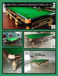 JBB Snooker Table (SC-3)