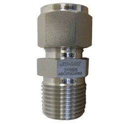 Stainless Steel Ferrule Fitting, Size: 1/4 inch-1 inch