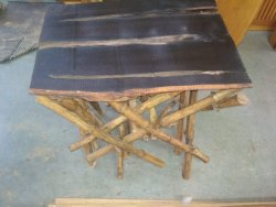 24*30*24 Inch Teak Wood Wooden Outdoor Center Table