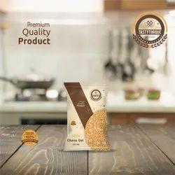 Tasty Torque Premium Quality 500 Gram Chana Dal, 500gm, High in Protein