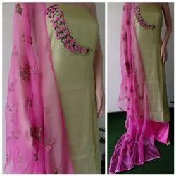 Ladies Hand Work Suits