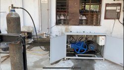 Hydraulic Pressure Testing System