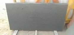 Flamed Black Galaxy Granite Tiles, For Flooring, Thickness: 15-20 mm