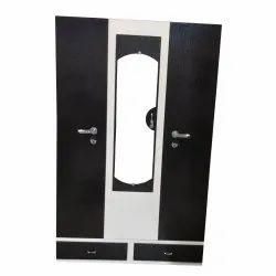 3 Door Classic PP Traditional Locks Steel Almirah