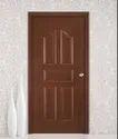 TATA Pravesh Pearl Embossed Wood Finish Steel External Door