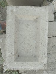 Rectangular Gray Fly Ash Bricks