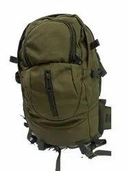Nylon 1600 Denier Green 35 L Survivor Gear Backpacks Bag