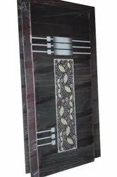 Wood Laminated Decorative Interior lamination Door, Brown