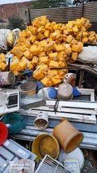 Natural PET Plastic Jar Scrap, Packaging Type: Bag, Size: 2 Mm