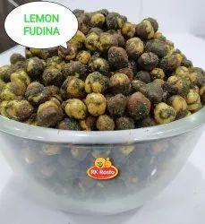 Lemon Pudina Roasted Chana