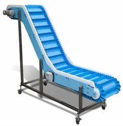 RADHEIoT Sidewall Cleated Belt Conveyor