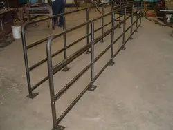 Cable Bridge Steel Railings, For Hotel