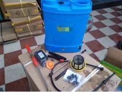 Agricultural  Battery Knapsack Power Sprayer